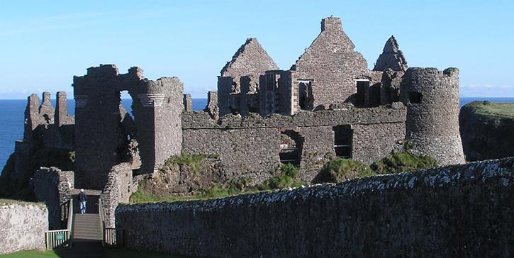 Great Castles of Ireland